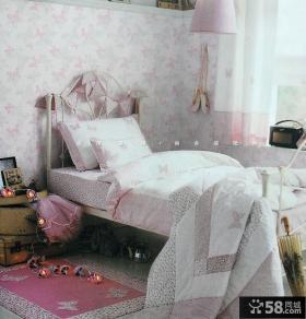 卧室墙面壁纸图片