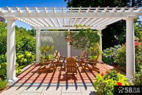 优质花园阳台装修效果图