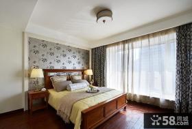 美式别墅装饰设计效果图片