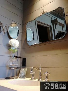 12万打造温馨舒适欧式风格卧室博古架装修效果图大全2014图片