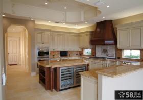 欧式小户型厨房设计效果图