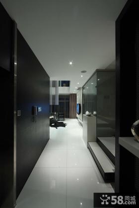 客厅样板房装修效果图