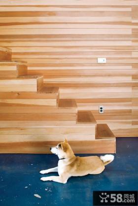 室内阁楼楼梯图片