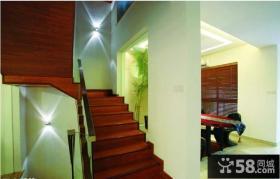复式阁楼梯设计