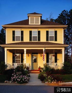 两层欧式别墅外观设计