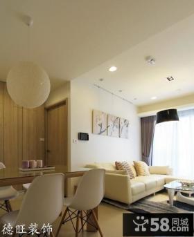 简约风格小户型室内装修效果图大全