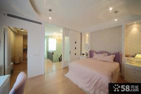 新古典浪漫卧室装修案例展示
