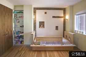 欧式双胞胎儿童房设计效果图大全2012图片 欧式儿童房效果图