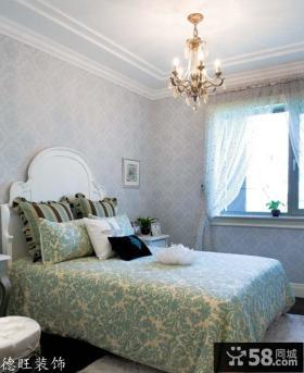 优质卧室壁纸效果图图片