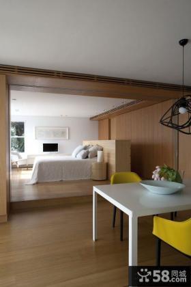 简约风格室内样板房装修效果图欣赏大全