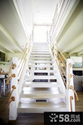 小复式楼室内楼梯设计图