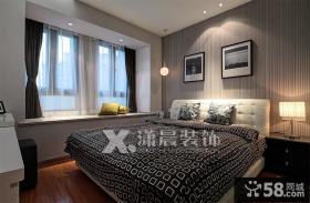现代简约小卧室效果图大全