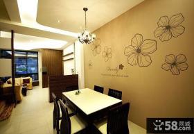 简约温馨复式家居室内装修图片