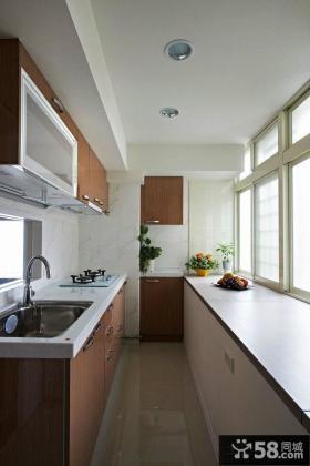 宜家简约风格家装厨房图片欣赏