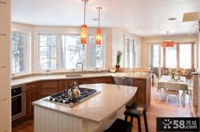 厨房装修效果图大全2012图片 北欧风情