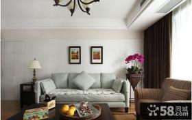 小户型客厅组合家具图片欣赏