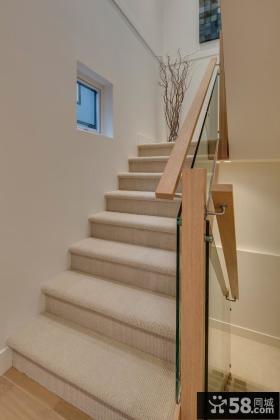 简约家庭设计装修楼梯