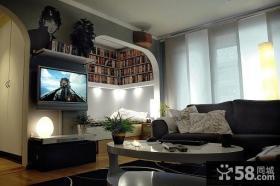 小户型客厅装修设计欣赏