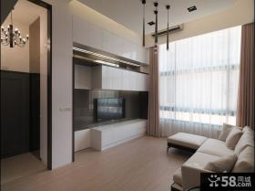 小复式客厅效果图