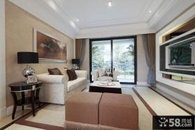 精美时尚混搭三居室装修设计