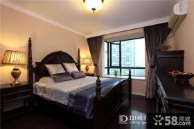 美式风格卧室装修图欣赏