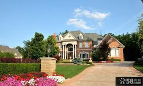 优质欧式二层别墅外观图大全