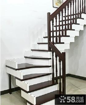 室内楼梯设计效果图大全2014图片