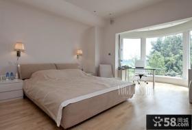 100平米复式楼卧室装修效果图