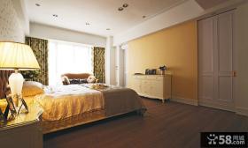 美式古典风格家居卧室设计效果图