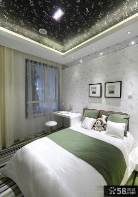 10平米卧室装修设计效果图
