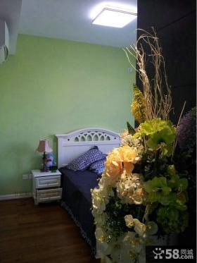 欧式风格家居卧室装饰效果图