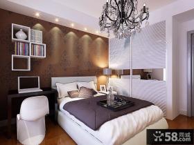现代家居客人卧室装修效果图大全