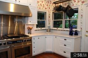 小户型厨房装修效果图大全2013图片