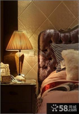 优质卧室家具摆放效果图