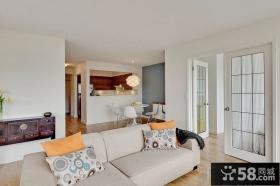 小客厅装修效果图 小户型房屋装修