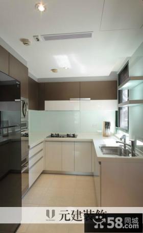 简约小户型厨房设计效果图欣赏