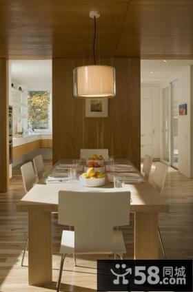 两房一厅装修效果图绿色客厅
