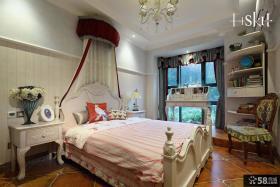 优质欧式风格卧室图片欣赏