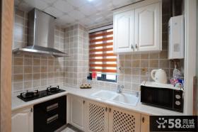 家居厨房装修设计