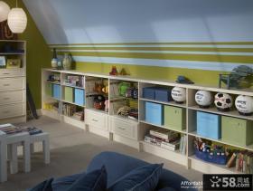 简欧儿童房效果图 儿童房装修效果图大全2012图片
