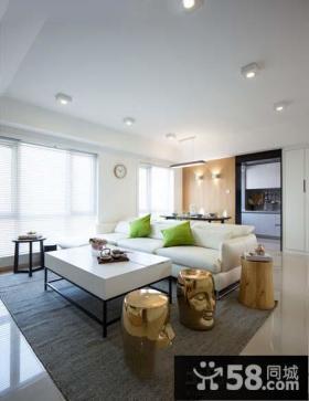 简约风格家装客厅设计图