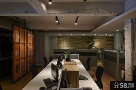 装修工业室内办公区图片