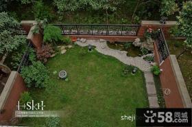 露天阳台花园设计效果图片大全