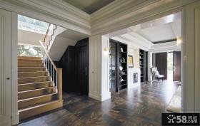 现代新古典装修楼梯图片大全欣赏