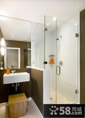 车库巧改温馨房屋卫生间设计