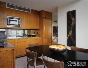 现代简约风格家装客厅装修效果图