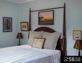15万打造美式乡村风格装修卧室图片