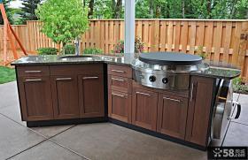 超小阳台厨房装修效果图
