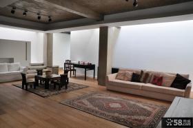 简约风格装修客厅设计图片欣赏