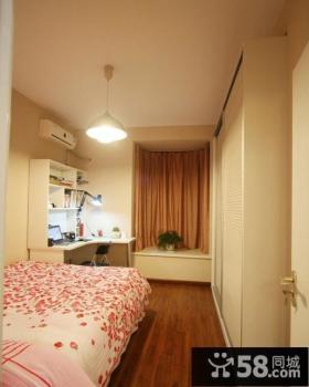 优质卧室飘窗装修效果图片大全